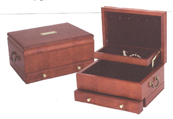 Reed Barton jewelry boxes