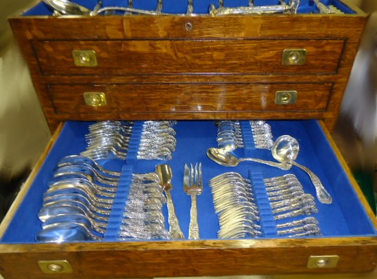 Sterling Buffet Custom Drawer Liners Jewelry Liners