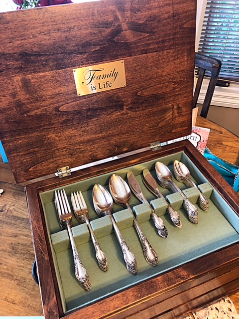 Sterling Buffet Sterling Flatware Stainless Flatware Custom Made Drawer Liners Custom Made Jewelry Liners Sterling Hollowware Flatware Chests Jewelry Boxes Silver Polish More